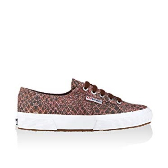 buying new good texture good looking Superga Shoes | Nwt Anaconda Sneakers Size 8 | Poshmark